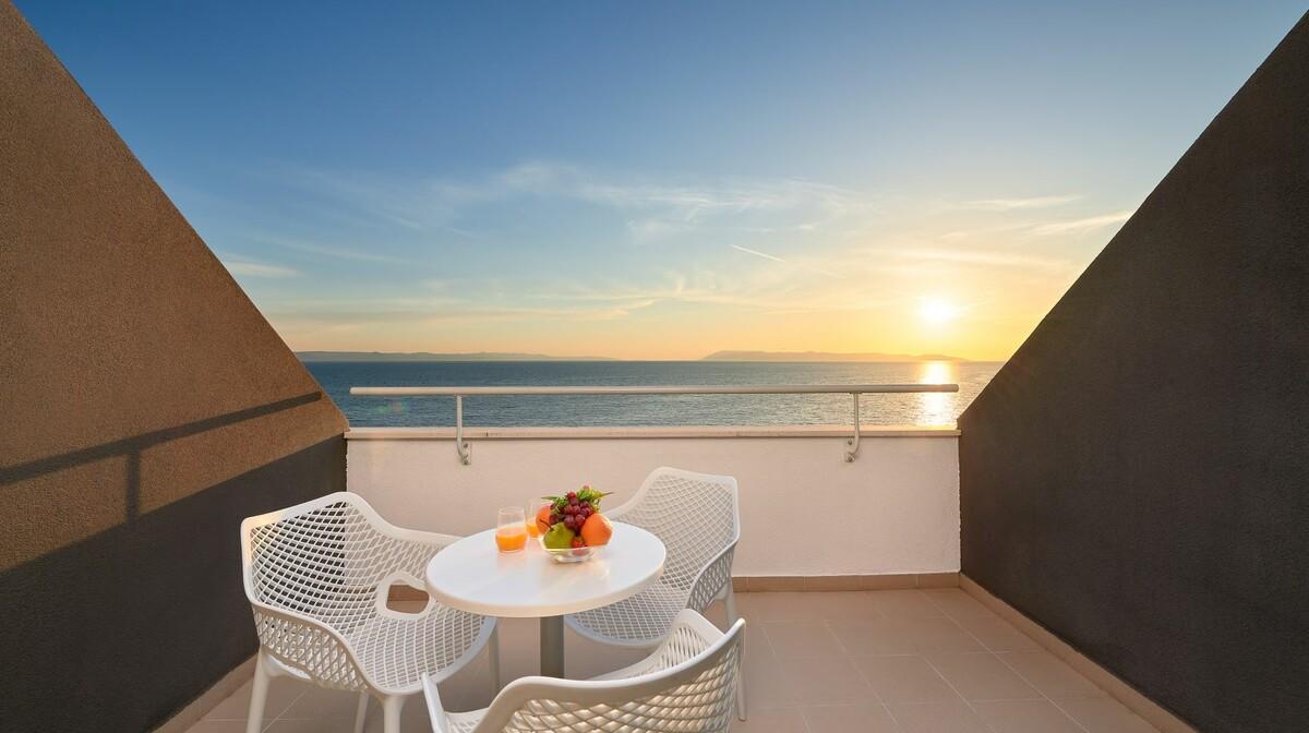 Medora Auri comfort double room sea view - balcony