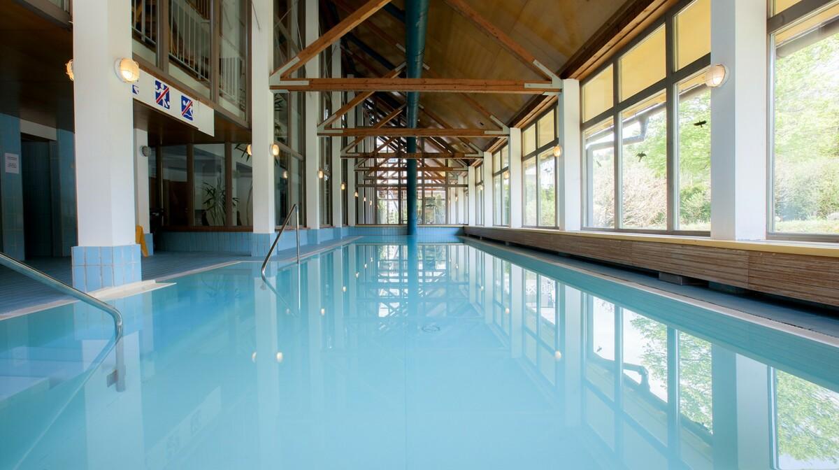 Skijanje i wellness u Sloveniji, Bohinj Hotel Jezero, unutarnji bazen