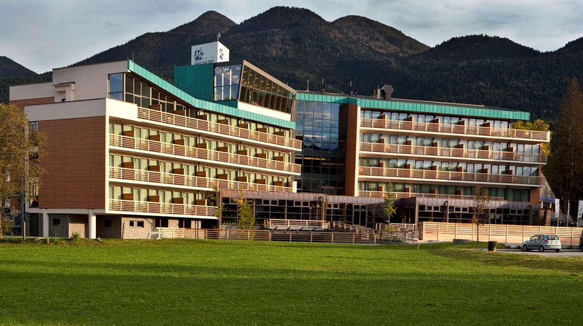 Wellnes u Sloveniji, Bohinjska Bistrica, Bohinj Eco izgled hotela izvana