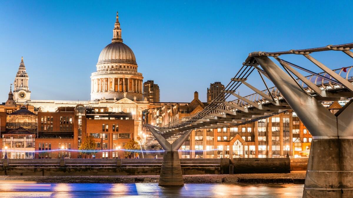 London - St. Paul