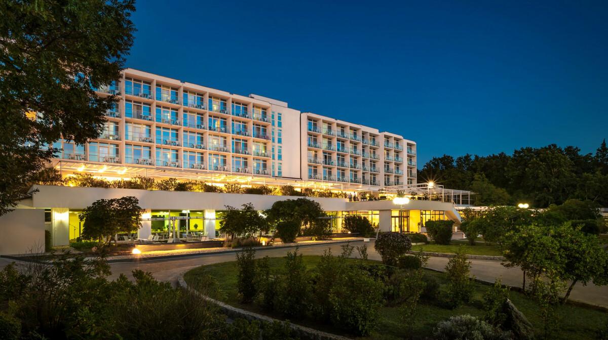 Hotel Aminess Magel u Njivicama, mondo travel