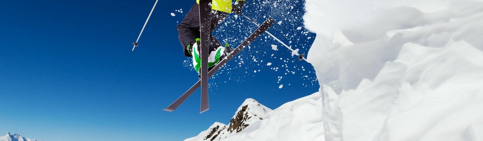 Skijanje Courchevel