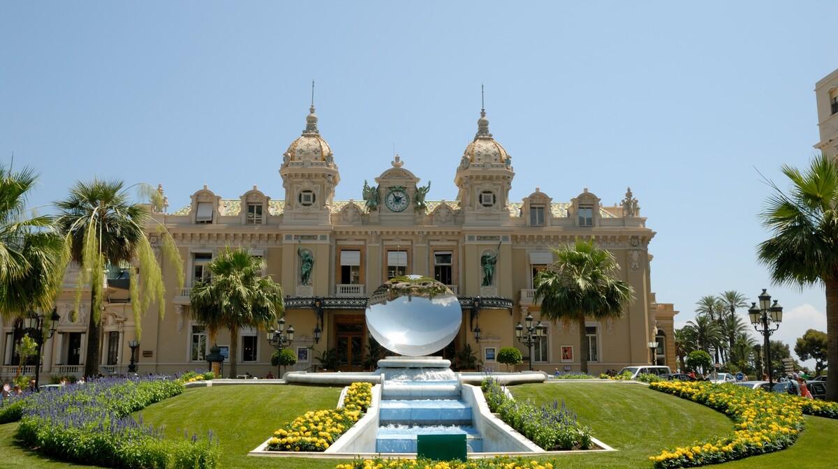 Monte Carlo casino, putovanje azurna obala, mondo travel