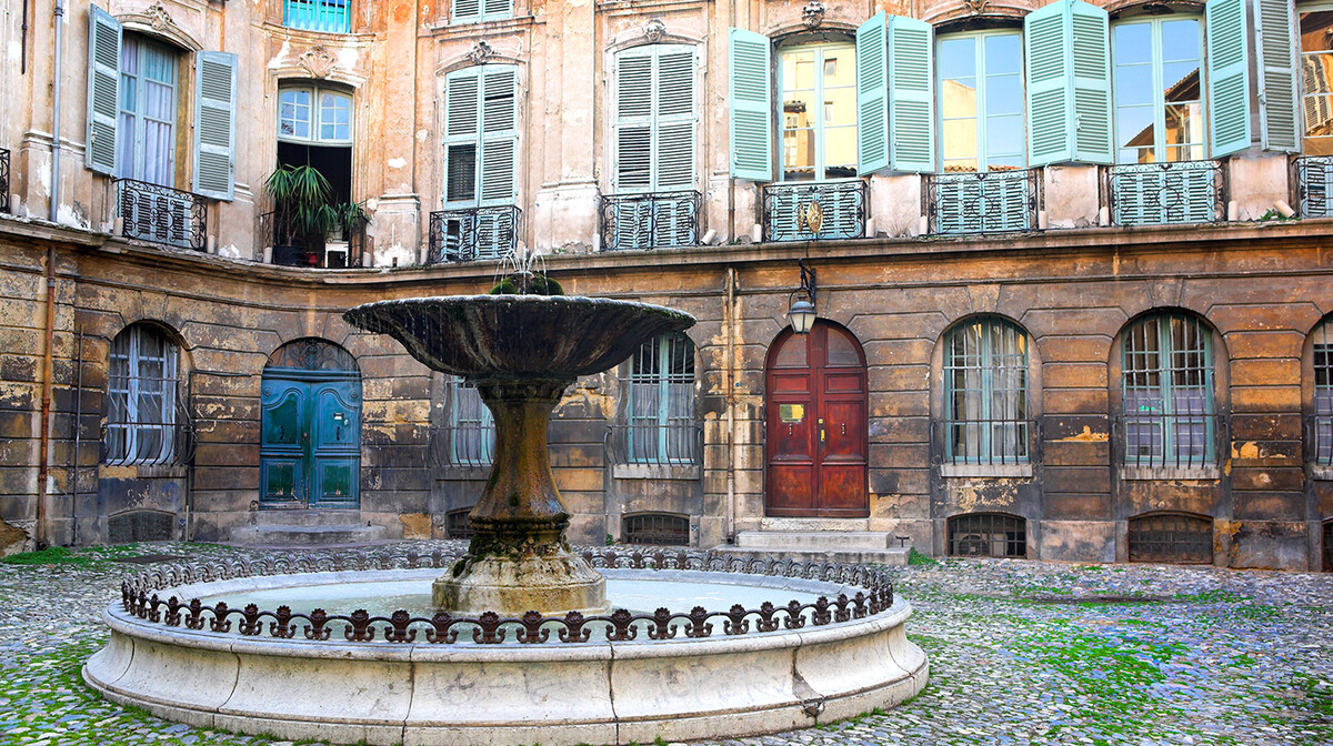 Aix-en-Provence na putovanju u Provansu, Mondo travel