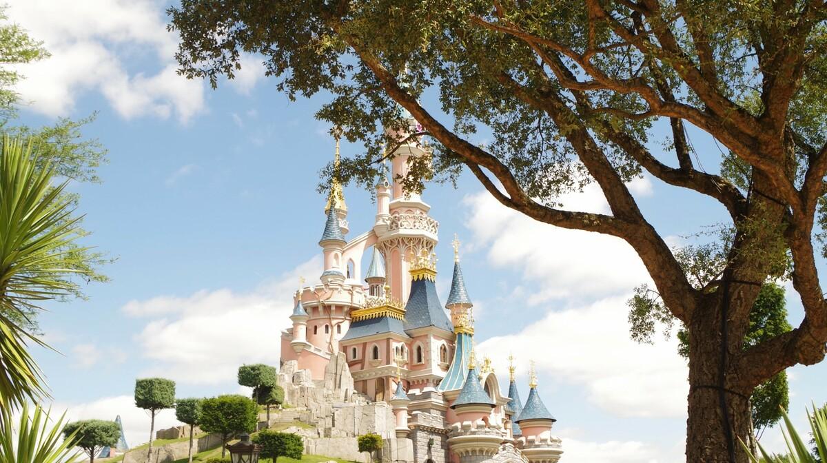 Disneyland dvorac, putovanje Pariz i Disneyland