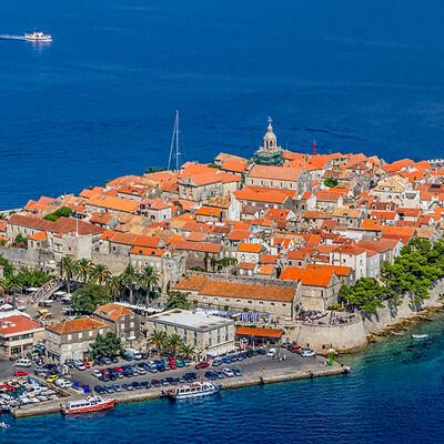 Korčula, utvrđeni grad, putovanja sa pratiteljem, vođene ture, garantirani polasci