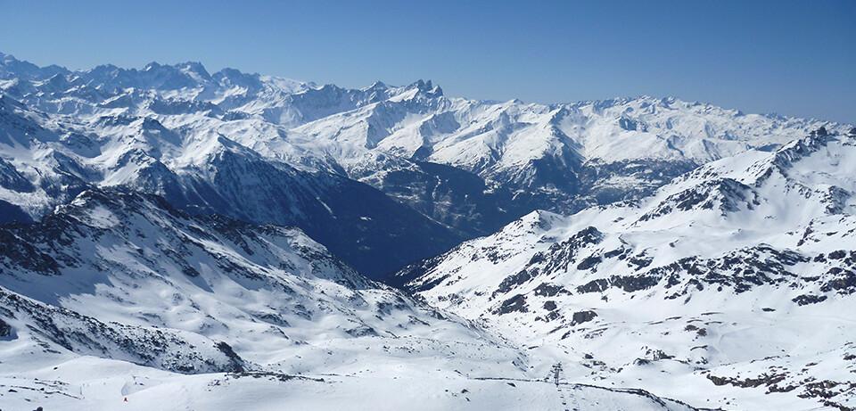Skijanje Val d' Isere
