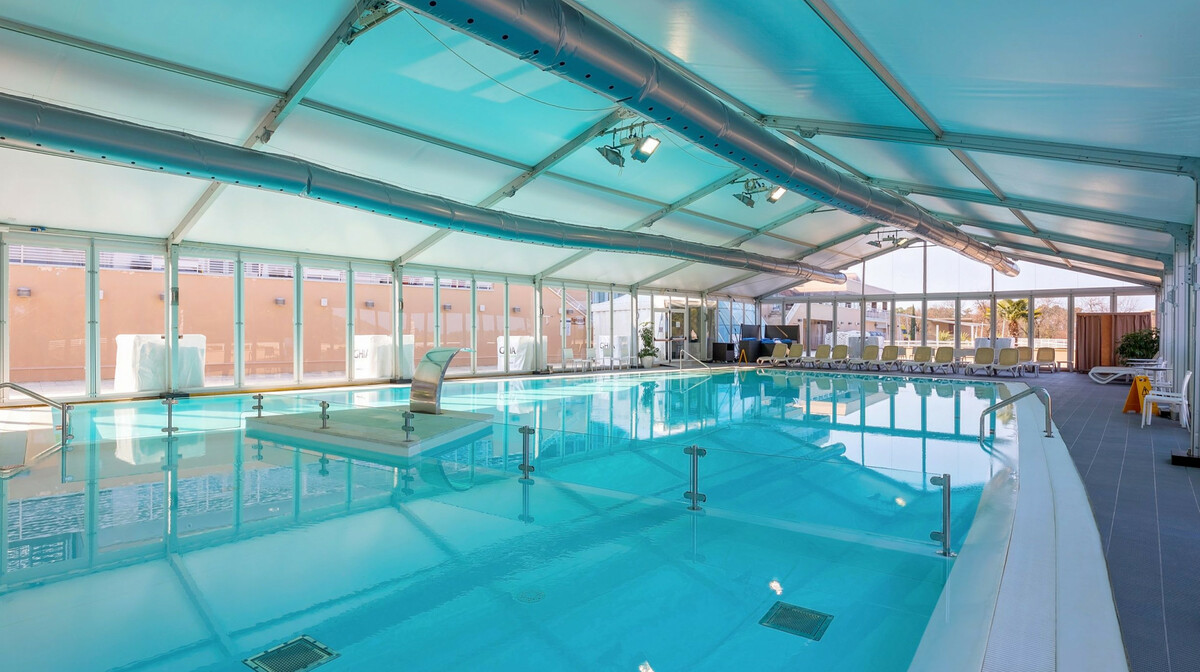 Hotel Molindrio Plava Laguna natkriveni bazen