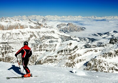Skijanje Dolomiti, skijanje italija, mondo travel