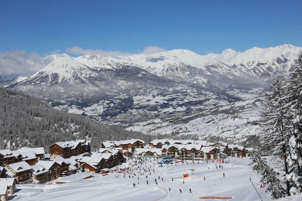 Skijanje Francuska, Les Orres, Residence Les Hauts de Preclaux.