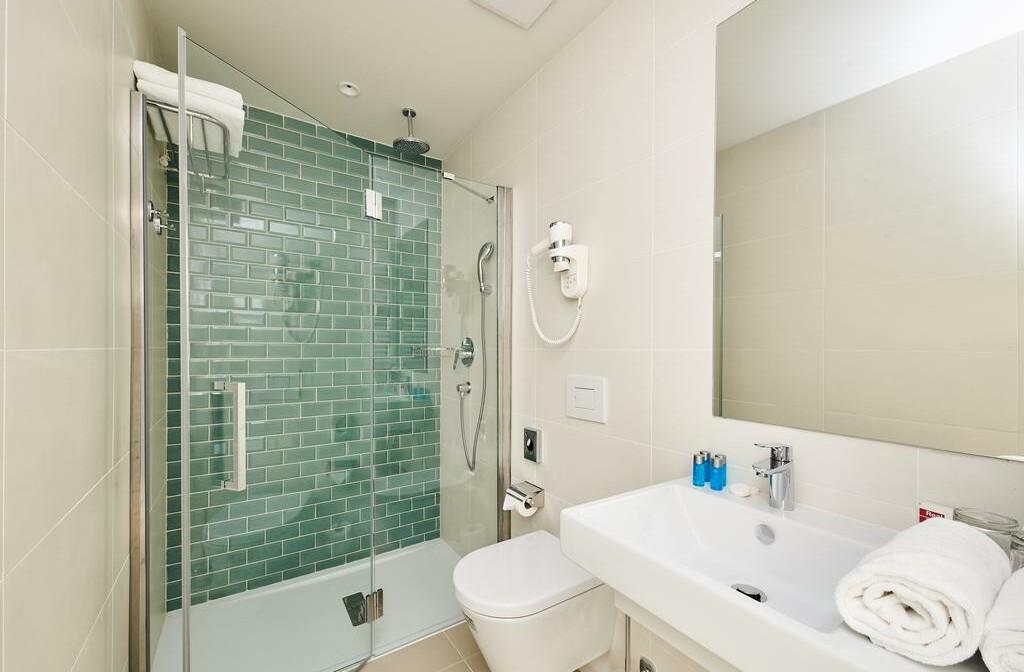 Umag, Hotel Sol Sipar, kupaonica