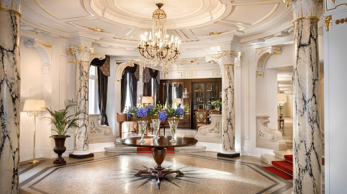 Opatija, Hotel Palace-Bellevue