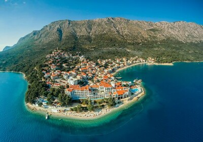 Igrane, Sensimar Makarska Hotel, panorama