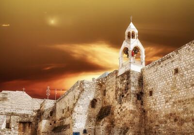Betlehemska bazilika rođenja