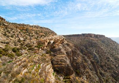 Oman - u planini
