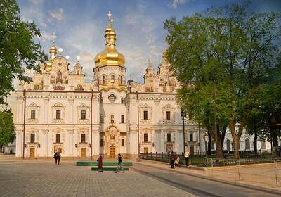 Ukrajina, Kijev, Pečerska Lavra