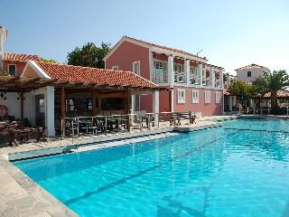 Samos, Pythagorion, Hotel Mykali