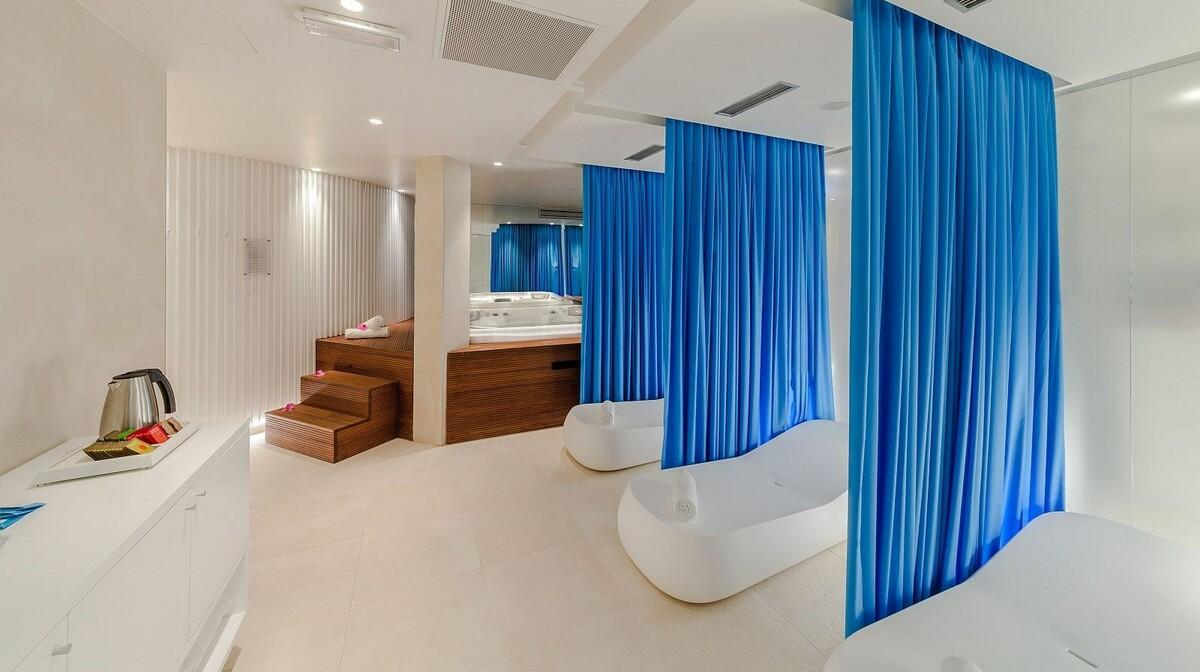 Luksuzni spa hotela Bluesun Berulia, modno travel