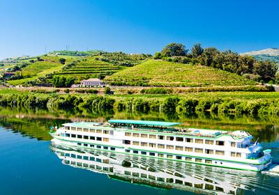 Portugal - dolina rijeke Douro