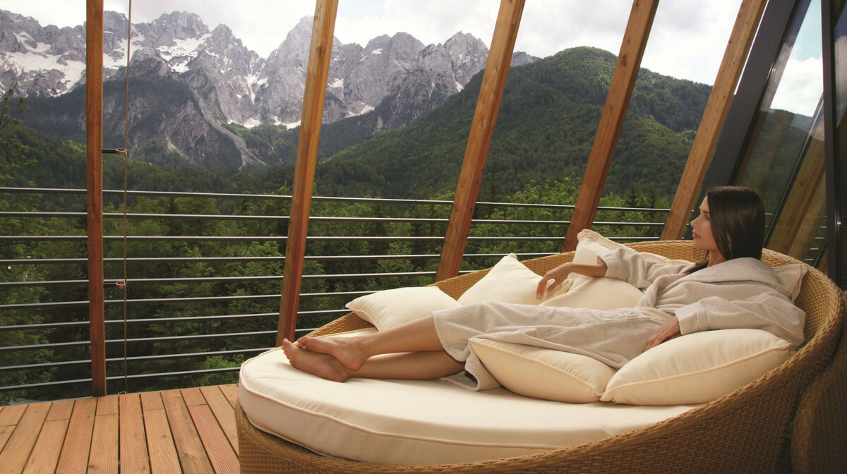 Skijanje i wellness u Sloveniji, Kranjska gora, Hotel Špik