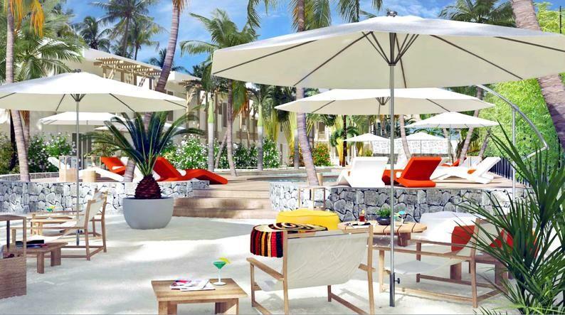 Mauricijus, Trou d'eau Douce, Friday Attitude