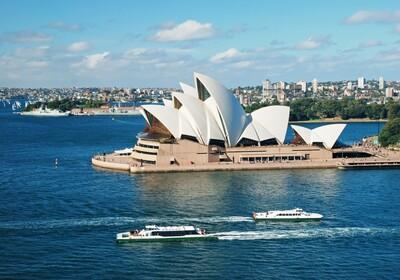 Australia -Sydney Opera house