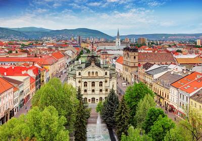 Slovačka - Košice