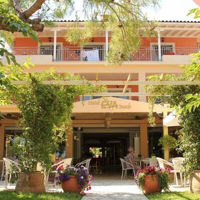Grčka Lefkas mondo travel ponuda, Nidri, Hotel Eva Beach