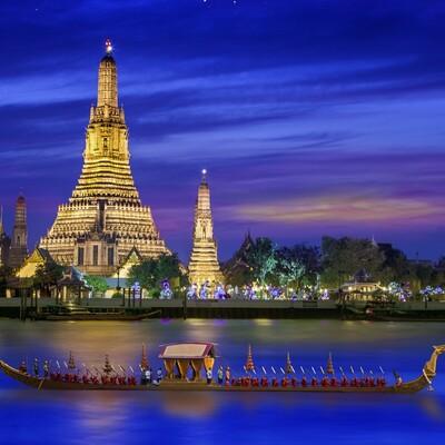 Tajland - Bankon - Wat arun