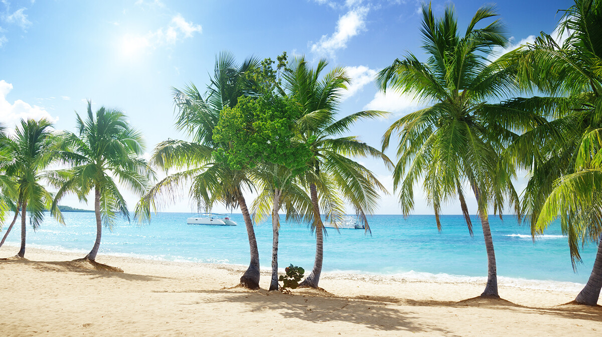 Dominikanska republika, plaža na otoku Catalina