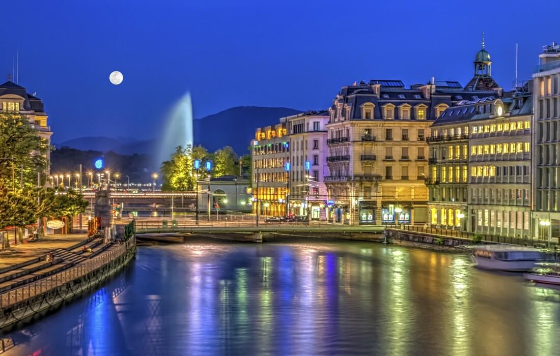 Švicarska - Geneva