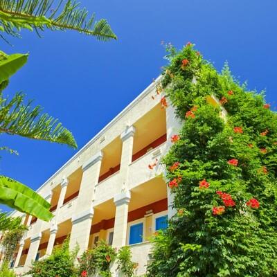 Kos, Lambi, Hotel Apollon