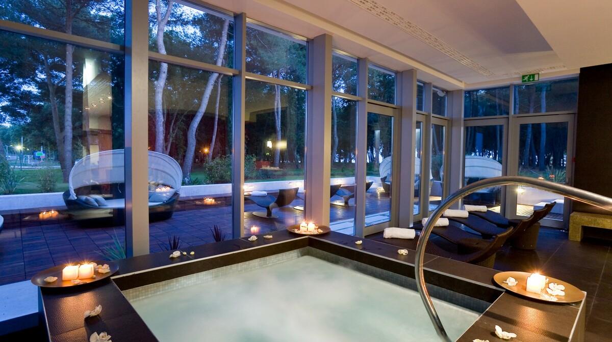 Umag, Hotel Melia Coral2