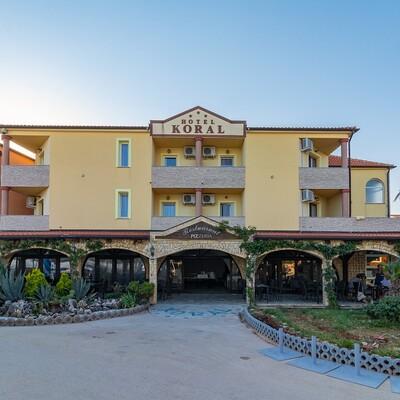 Medulin, Hotel Koral