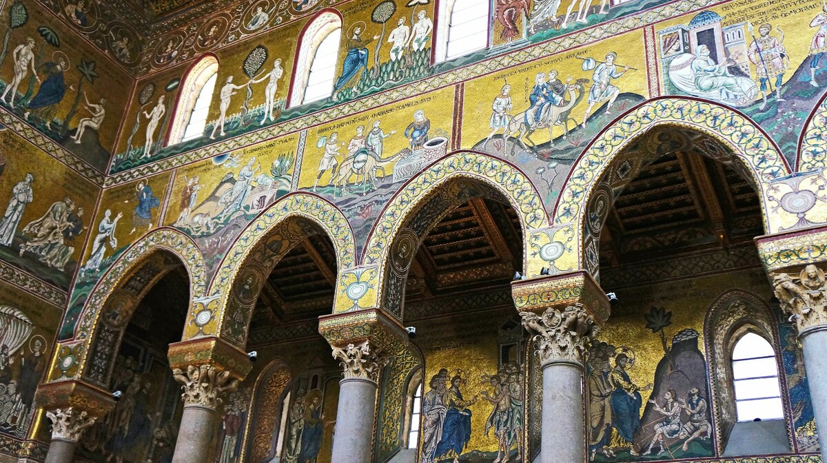 Katedrala Monreale, putovanje na siciliju posebnim zrakoplovom