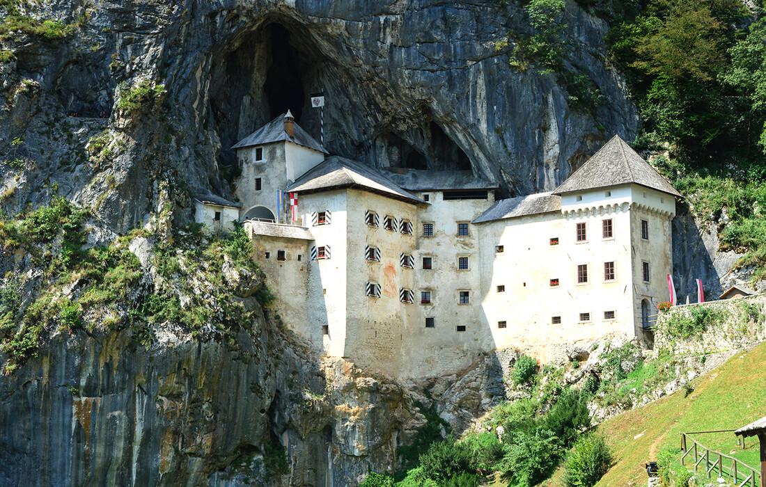 Postojna, Slovenia, Predjama Castle
