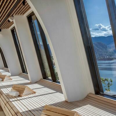 Skijanje i wellness u Sloveniji, Bled, Hotel park, Spa