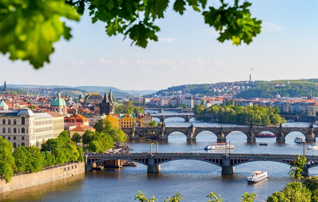 Prag, mostovi na rijeci Vltavi