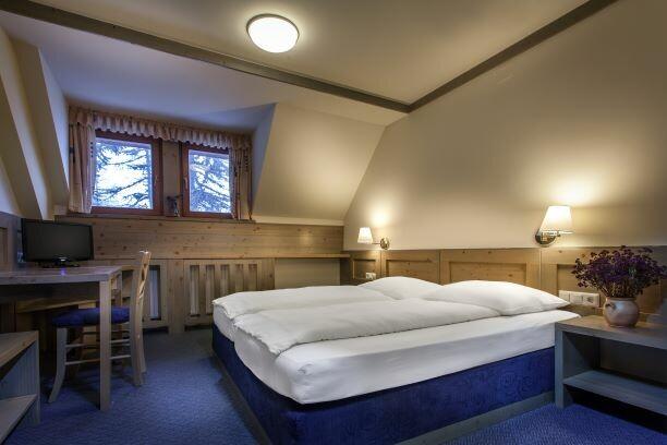 Skijanje Krvavec, Hotel Krvavec,hotelska soba