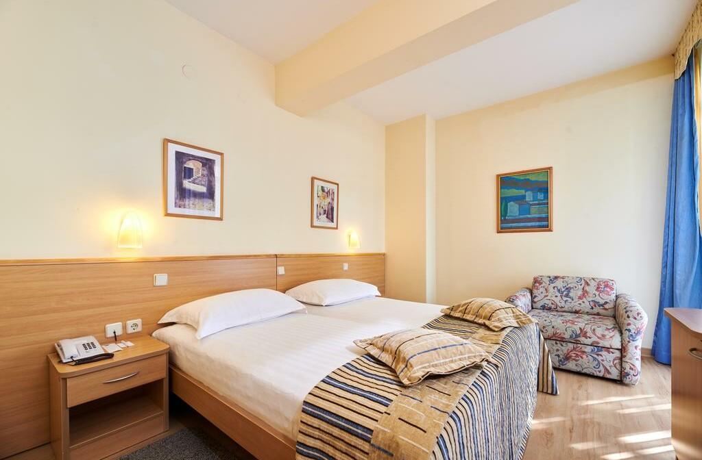 Umag, Hotel Sol Aurora, soba