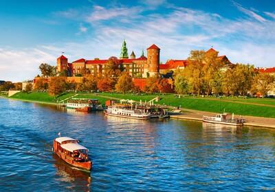 Poljska, Krakow