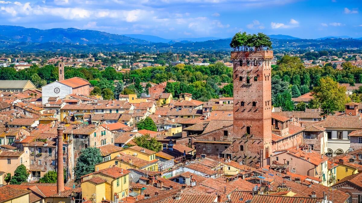Italija, Lucca