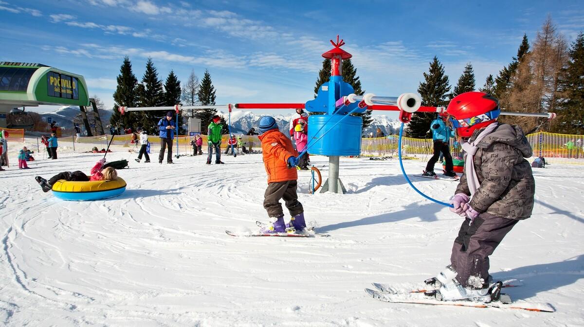 Skijanje i wellness u Sloveniji, Cerkno, Hotel Cerkno, ski resort