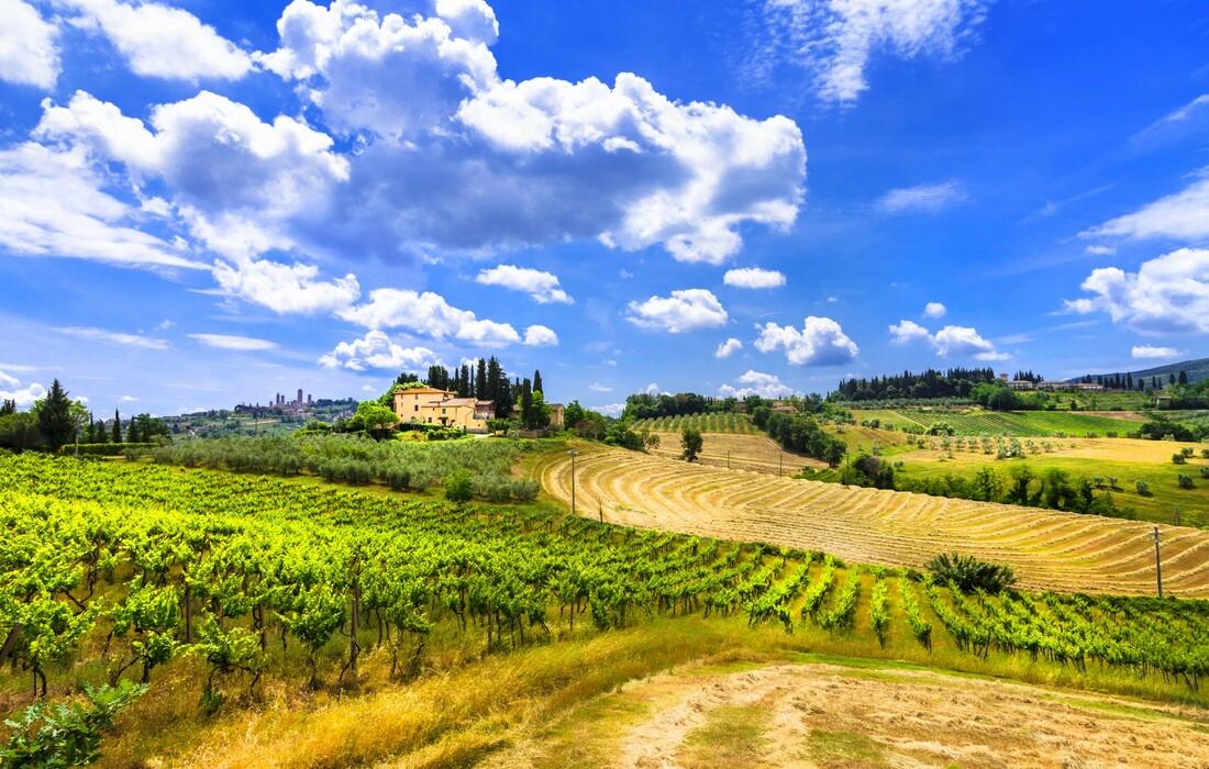 Putovanje u Toskanu, putovanje autobusom, mondo travel
