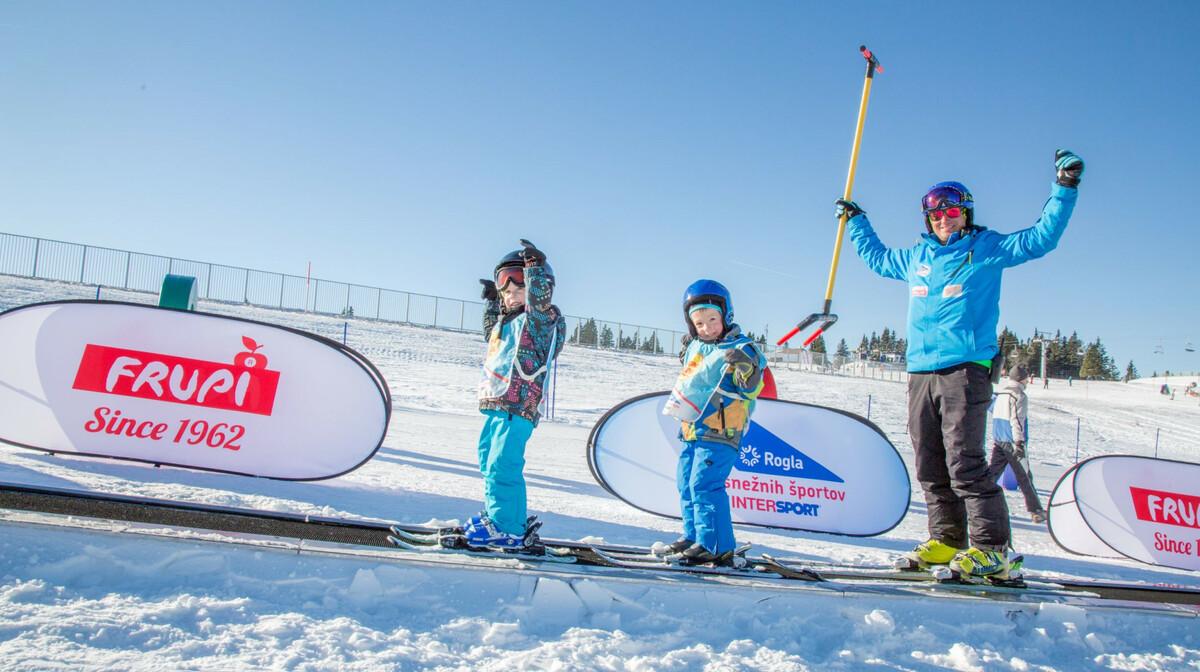 rogla škola skijanja
