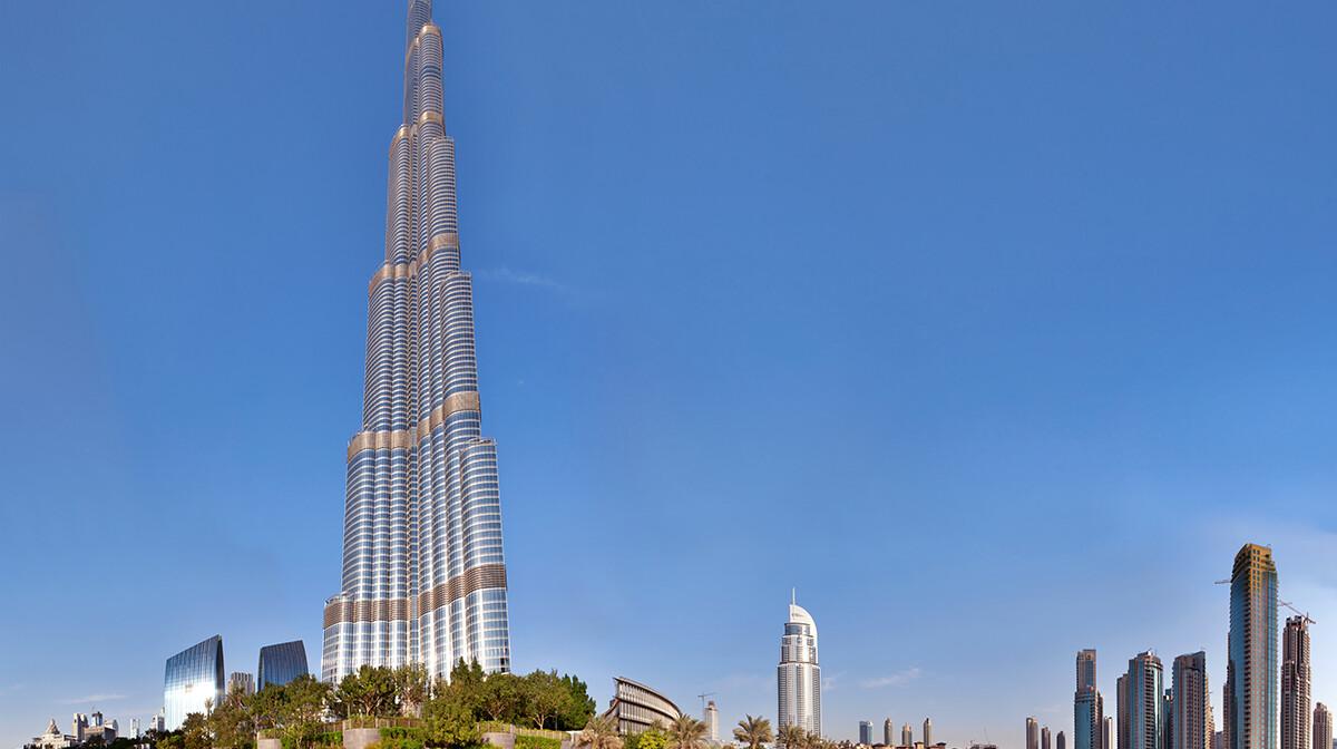 Toranj Burj Kalifa u Dubaiu, putovanje u Dubai, Emirati, grupni polasci, daleka putovanja