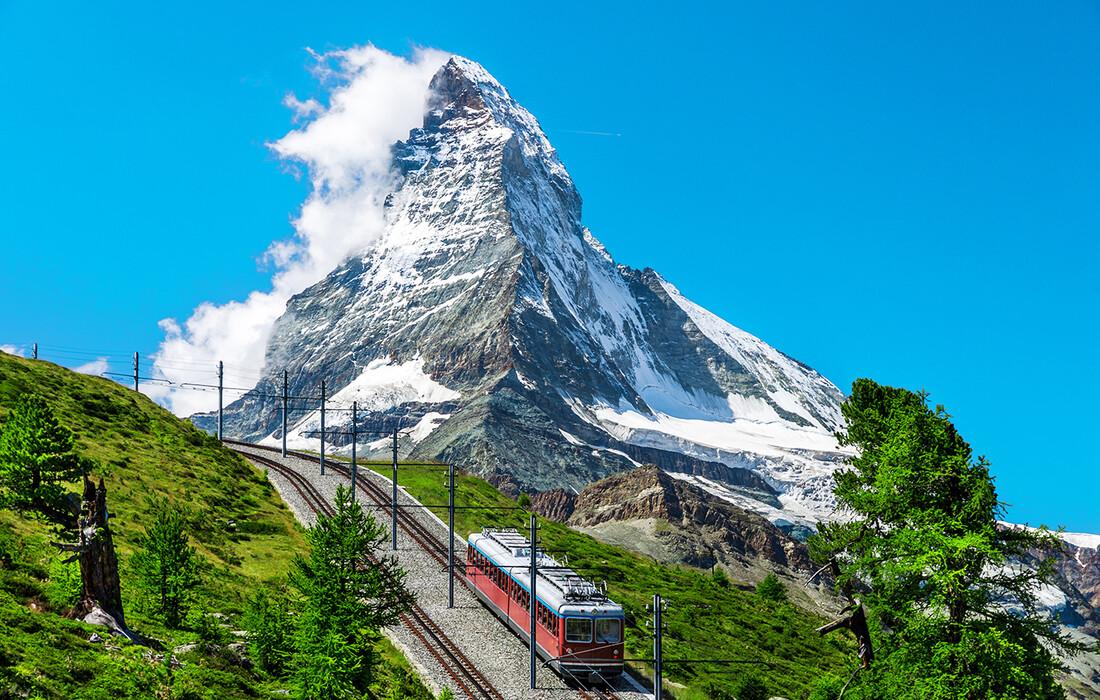 Matterhorn, putovanje u Švicarsku, garantirani polasci