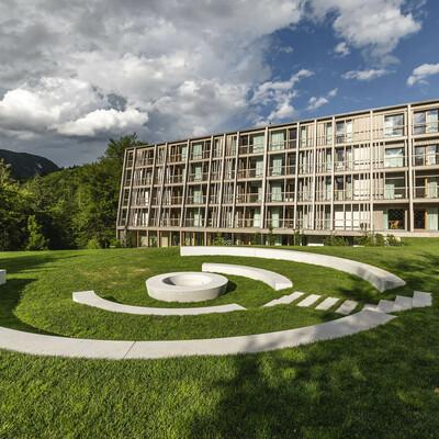 Hotel Bohinj Foto Ziga Intihar
