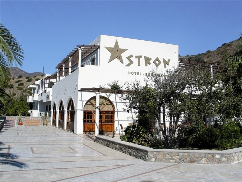 Karpatos, Pigadia, Hotel Astron