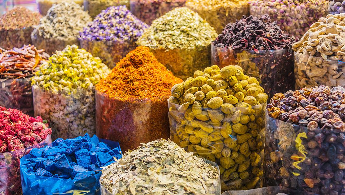 Tržnica začina,  putovanje u Dubai, Daleka putovanja, garantirani polasci